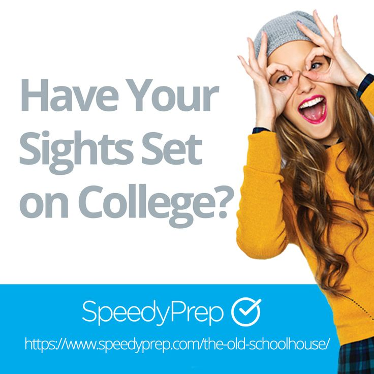 SET YOUR EYES ON THE PRIZE  & start your college degree at home.   Passing CLEP exams will award you college credit in subjects you are already studying for high school. SpeedyPrep.com provides complete, online, guaranteed preparation for 24 CLEP subjects.  Subscriptions $19.95/month for access to all courses.      https://www.speedyprep.com/the-old-schoolhouse/