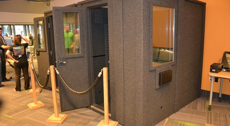 How to Turn a Closet Into a DIY Sound Booth (With images ...
