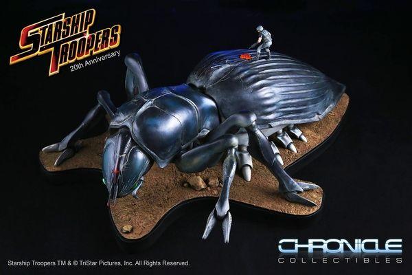Starship Trooper Tanker Bug 20TH Anniversary Statue