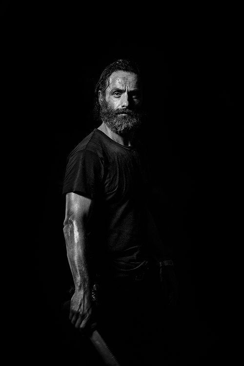 Negan needs to be introduced to this Rick Grimes and soon!