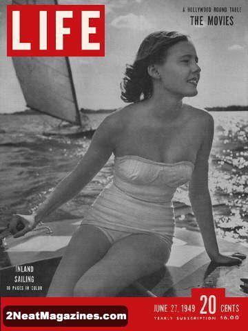 1949 LIFE Magazines for Sale - Life magazine - 2Neat Magazines.