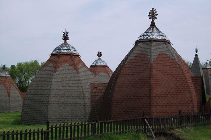 Ópusztaszeri Nemzeti Történeti Emlékpark / Ópusztaszer Heritage Park