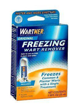 Wartner Original Freezing Wart Remover
