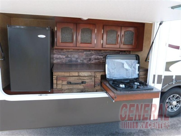 I haven't found the model I like that includes an outdoor kitchen, so I will be designing one of my own.  I like this one a lot, but will also be adding a 36 quart chest freezer for buying in bulk and freezing long term.