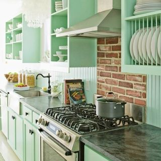 buy kitchen backsplash 93 best brick in the kitchen images on 1887