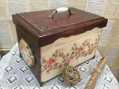 Купить Хлебница, короб для хранения большая. - коричневый, купить хлебницу, хлебница, хлебница из дерева