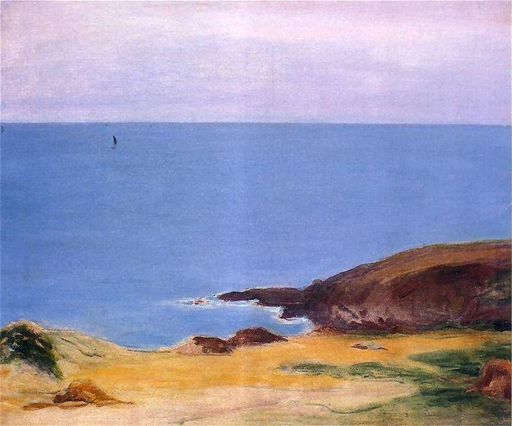Morze z żaglówkami