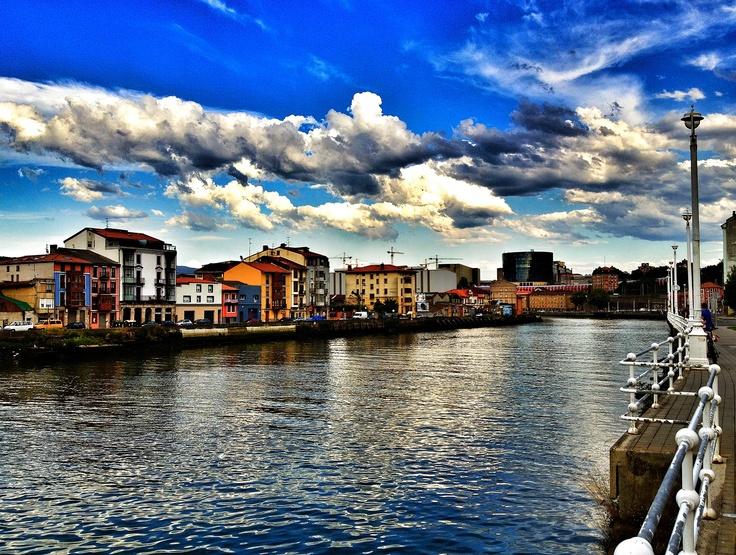 Bilbao mi ciudad, La Ría