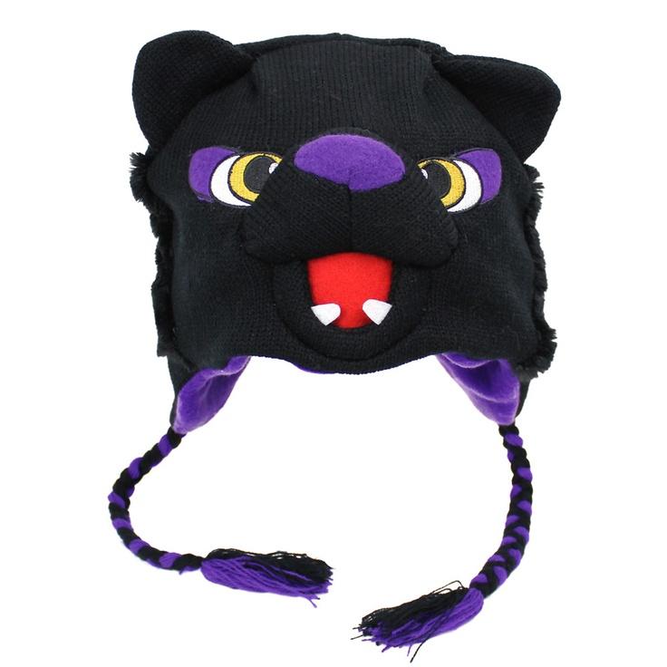 Zoozatz University of Northern Iowa Mascot Stocking Hat