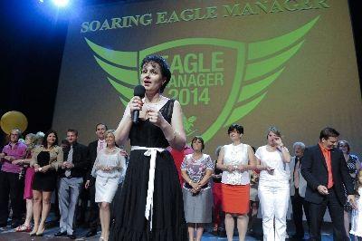 2014 Soaring Eagle Manager :-)