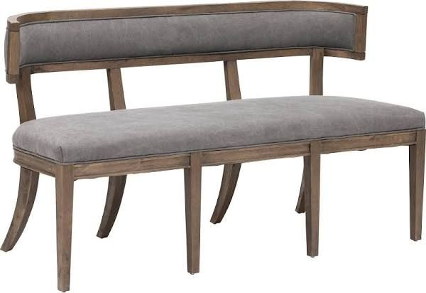 1000 Ideas About Upholstered Dining Bench On Pinterest Bench With Back Dining Bench And