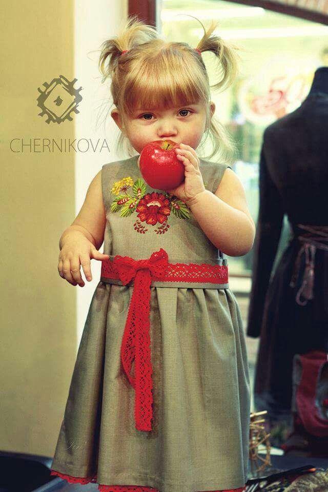 Ukrainian designer Lyuba Chernikova