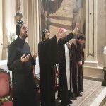 El Obispo de Catamarca y Arzobispo de la Iglesia Siria Ortodoxa rezaron por la paz en el mundo