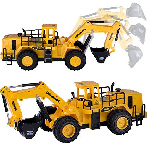 Digging Toys For Boys : Best images about toy backhoe on pinterest john deere