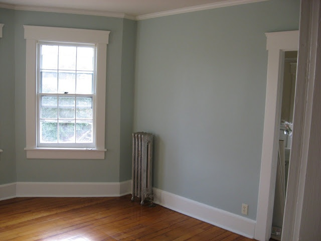 Benjamin Moore Palladian Blue Paint Pinterest Laundry Room Colors Window And Blue