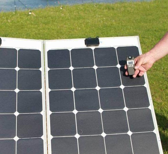 Как мы добились энергосбережения на освещении и выработали больше энергии при помощи люксметра