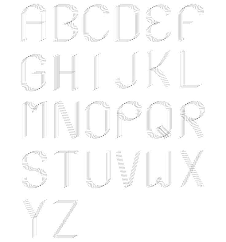 Valeriane Lazard, Typeface