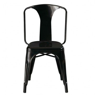 Paxton Chair Black $69 early settler