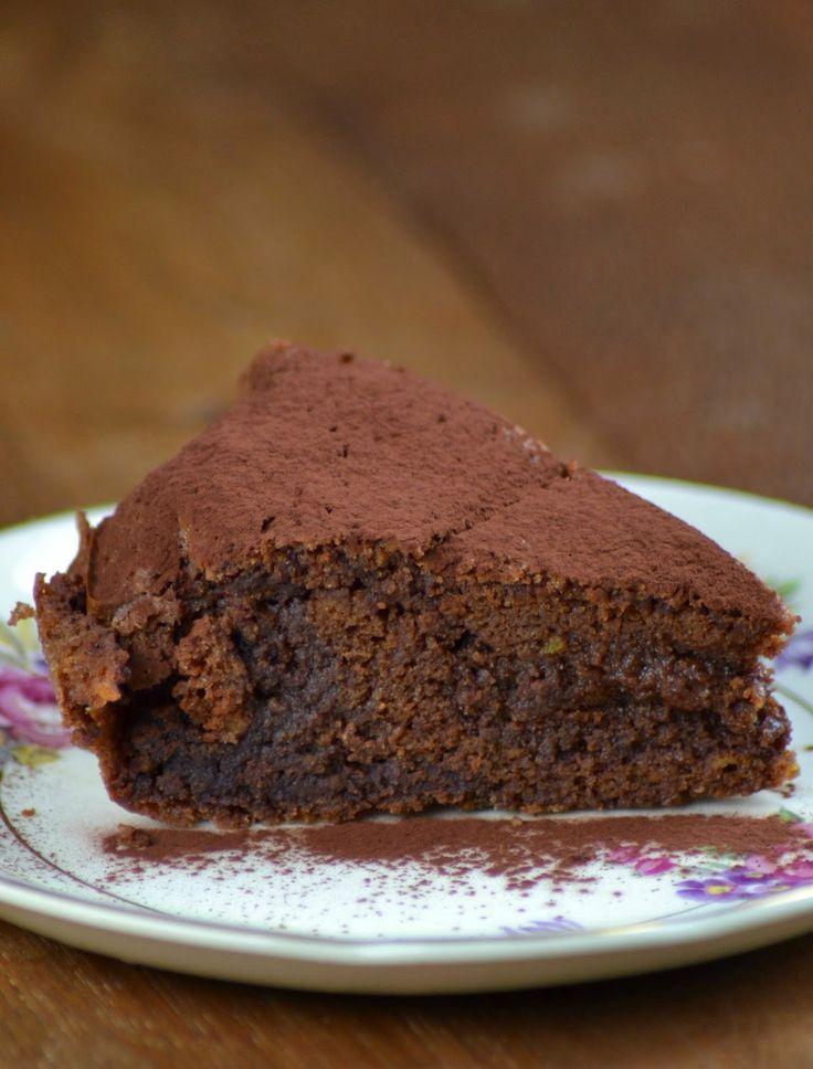Moelleux au chocolat: Franse chocoladetaart