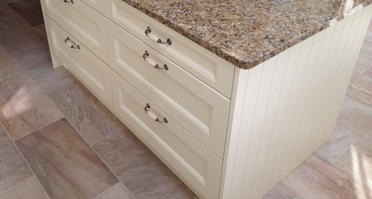Island close up...by Newhaven Kitchens, Carlow