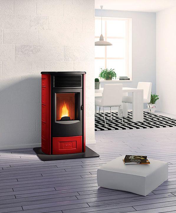 die besten 25 pellet heater ideen auf pinterest. Black Bedroom Furniture Sets. Home Design Ideas