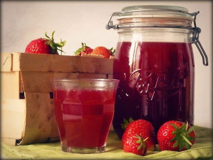 Hoe je heerlijke aardbeienlimonade maakt vol probiotica, dus super gezond