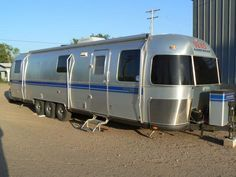 Airstream travel trailers and motorhomes are a good value, well constructed, and great for vacations or full time lifestyles.