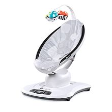 4moms mamaRoo Infant Seat -  We believe that infant seats would be better if they replicated the natural motions parents use to comfort their babies.