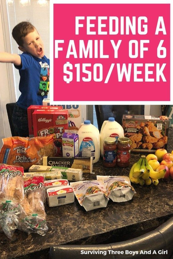 150 Week Food Budget Canada January Surviving Three Boys And A Girl Mealplanideas Groceryshopping Budge Budget Meals Cooking On A Budget Frugal Meals
