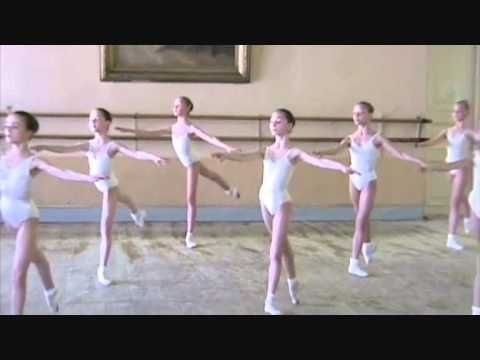 Vaganova Ballet Academy Audition
