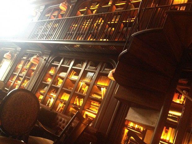 The Nomad Hotel Library Bar, 1170 Broadway New York, NY 10001