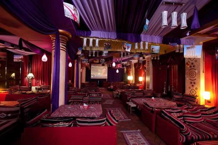 Oriental Cafe I Phoenicia Grand Hotel