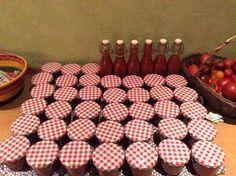 Tomaten-Ketchup selber machen. Einfaches, aber geniales Rezept