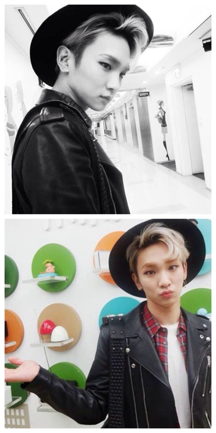 Omo~ so handsome~ keke Key is like walking in the neighborhood with his hat and taking some pics~ kekeke so epic~!!