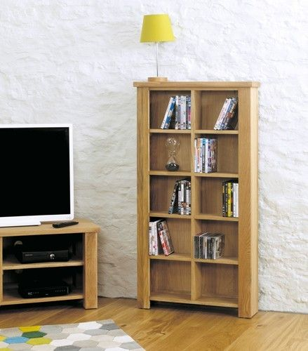 Aston Oak DVD/CD Storage Unit - CVR17A