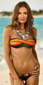 Beachwear trend 2015 - Beach swag style for the summer! Play hard - Party harder! LIFEPOPPER way!