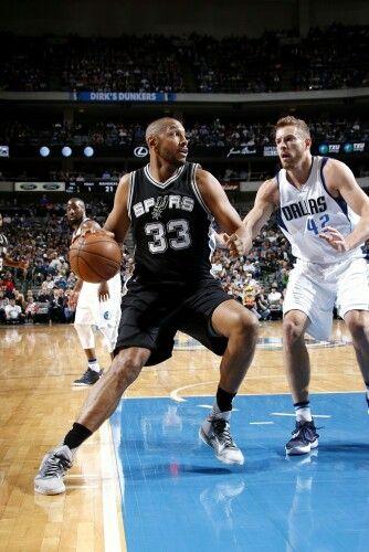Spurs vs Mavericks 4/13/16