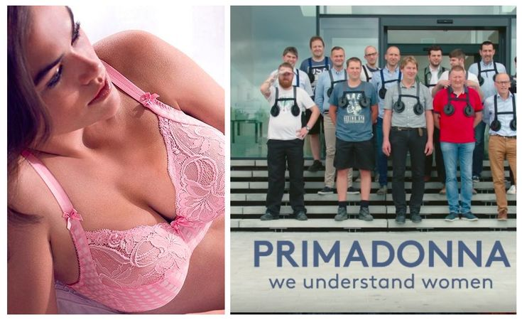 Check out the video in this article - hilarious!  International E-Cup Day for Men.  Bring it on! #boobjob #breastenlargement https://officechai.com/stories/the-male-employees-of-this-lingerie-company-get-to-experience-having-breasts-once-a-year/