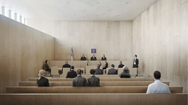 Winner Announced for Design of Jerualem District Courthouse