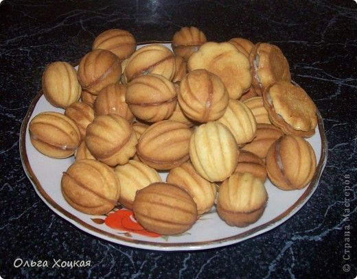 Печенье Орешки + МК