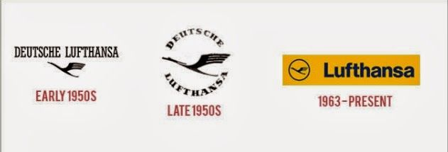 Lufhansa+ailrines+logo+chnage+history.jpg (631×215)
