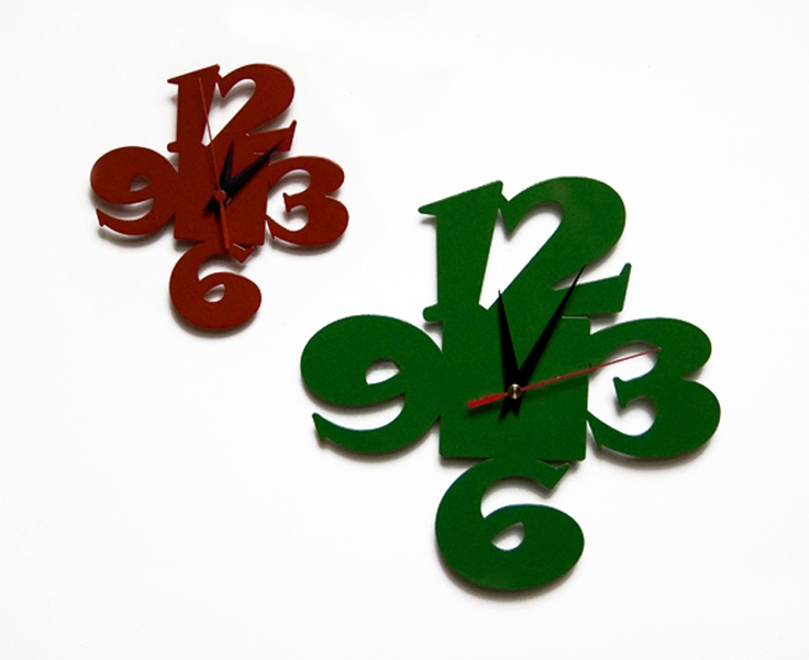 NUMBERS (Small & Big)    #clock #wall #number #iron