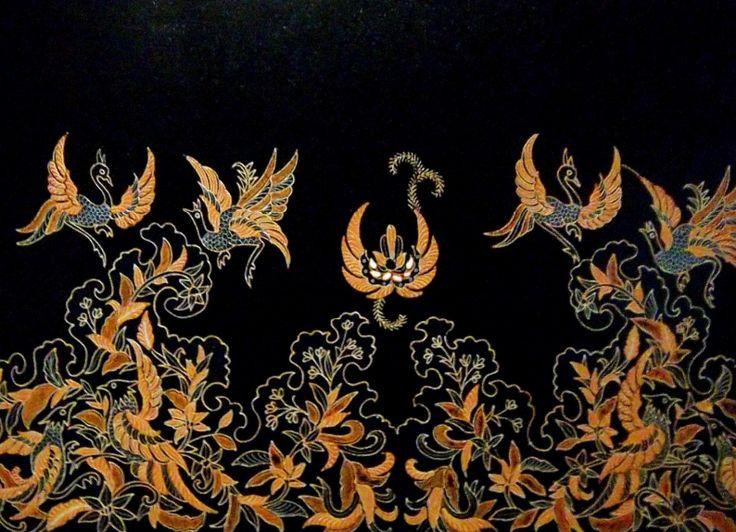 indonesia on Pinterest | Batik Pattern, Yogyakarta and Floral Motif