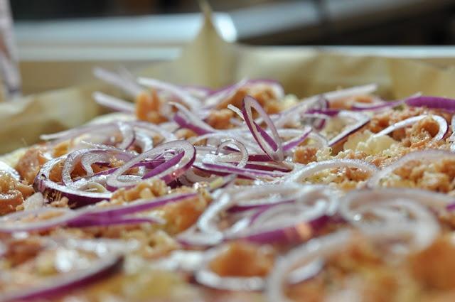 Pizza tonno e cipolla My favorite!
