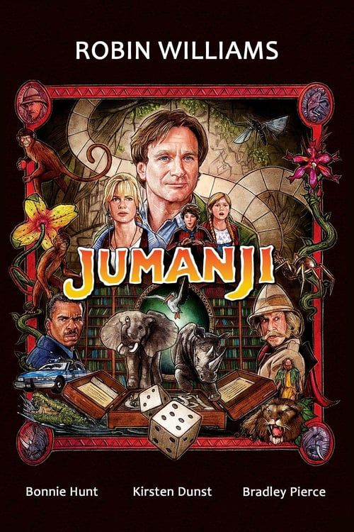 Watch->> Jumanji 1995 Full - Movie Online