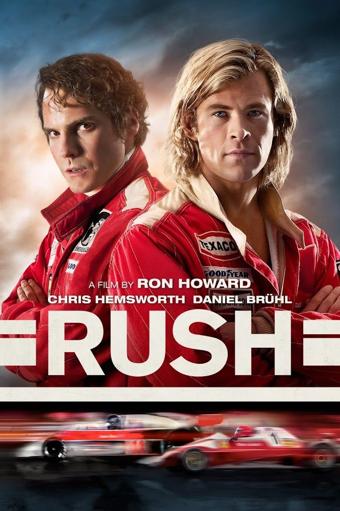 Rush (Wyścig) - film - Językowy Precel