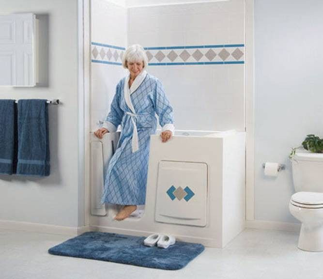 Walk In Bathtubs : Secure Your Bathroom4