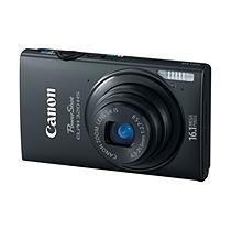 Canon ELPH 320 HS 16.1MP Digital Camera - Black