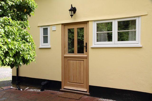 Stable doors - versatile external doors