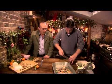 Новогодний стол 2014! Видео рецепты - Джейми Оливер готовит к праздникам!   Рецепты Джейми Оливера